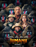 Pelicula Jumanji: El siguiente nivel