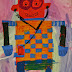 2nd grade Giant Robot Collage
