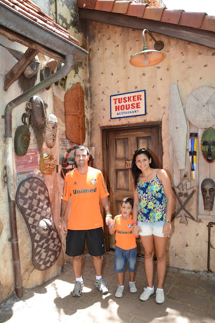 Tusker House Animal Kingdom