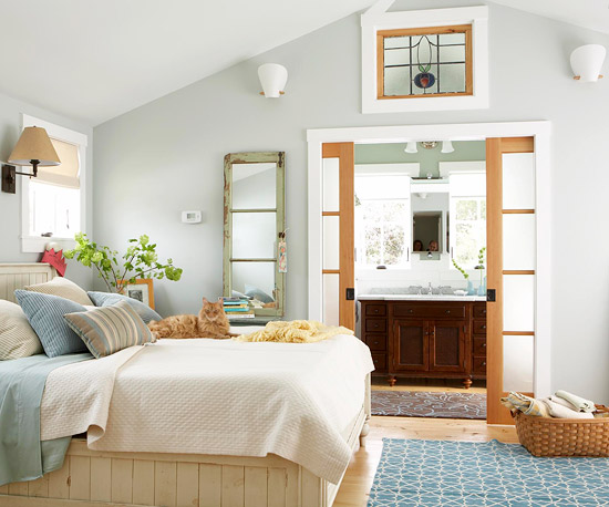 Neutral Bedroom Decorating Ideas | Home Styles