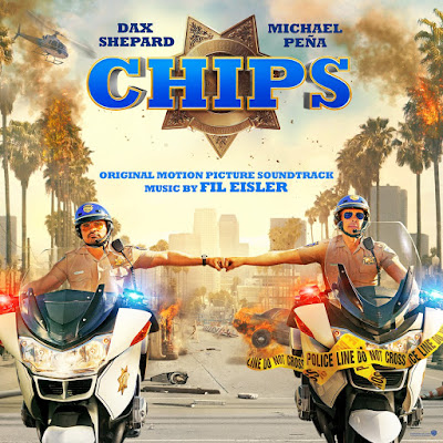 CHIPS soundtrack Fil Eisler