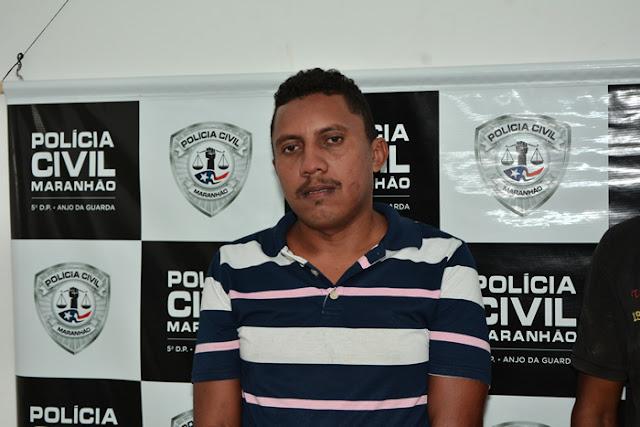 Homem é preso após espancar a esposa com ripa em São Luís