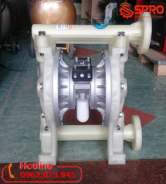 Hướng dẫn chọn máy bơm màng cho máy ép bùn