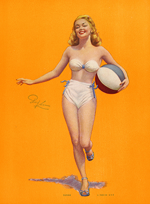 http://gmgallery.tumblr.com/post/156735229284/sunny-by-paul-kafka-tdm-1950s