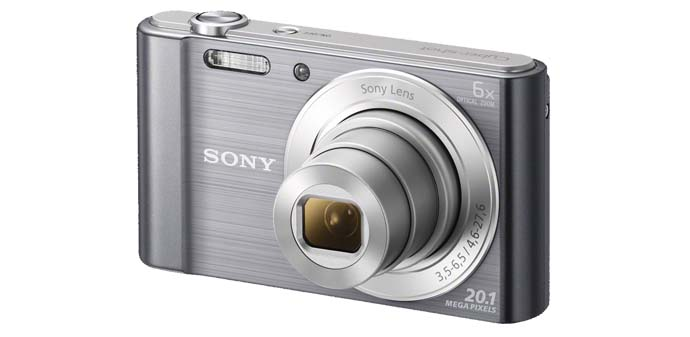 Kamera Sony Cybershot DSC W810