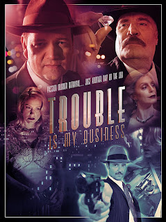 Trouble Is My Business 2018 English 720p WEB-DL ESubs 900MB