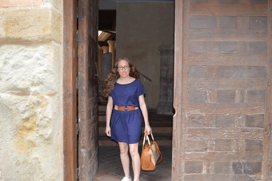 Vestido y Zapatillas