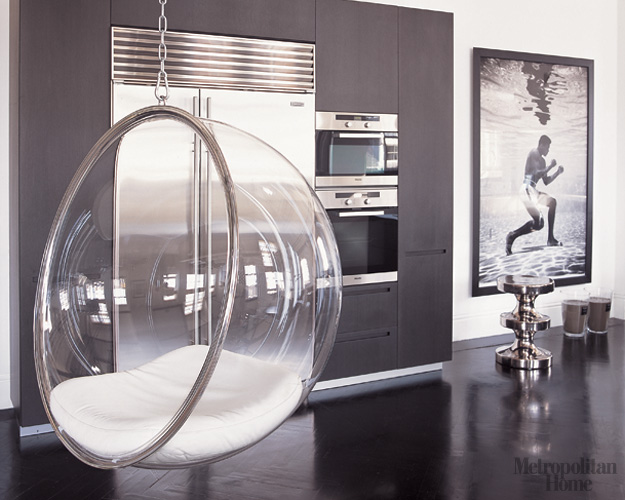 clear Bubble chair