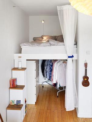 dekorasi kamar minimalis sederhana terbaru