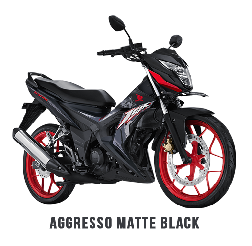Hadir dalam warna dan striping baru, Honda Sonic 150R 2018 kini hadir tanpa Repsol Edition !