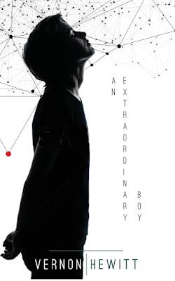 An Extraordinary Boy by Vernon Hewitt book cover