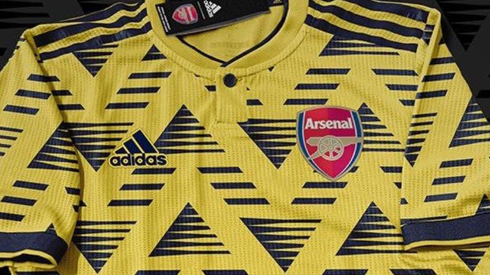 this adidas arsenal 19 20 away kit is