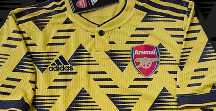 7e2d8c9806e More Than 1,600 Likes & 100 Retweets But... This Adidas Arsenal 19-20 Away  Kit Is Just A Concept
