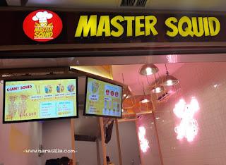 Master Squid, Jajanan Cumi Kekinian Yang Gurih Tak Cukup Sekali