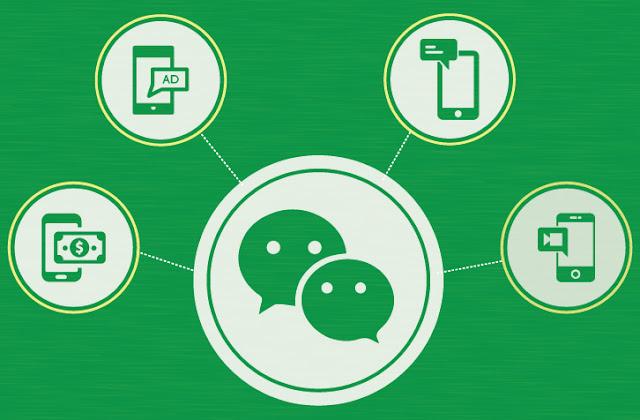 99 Peratus Engagement WeChat Nampak Post Status Anda