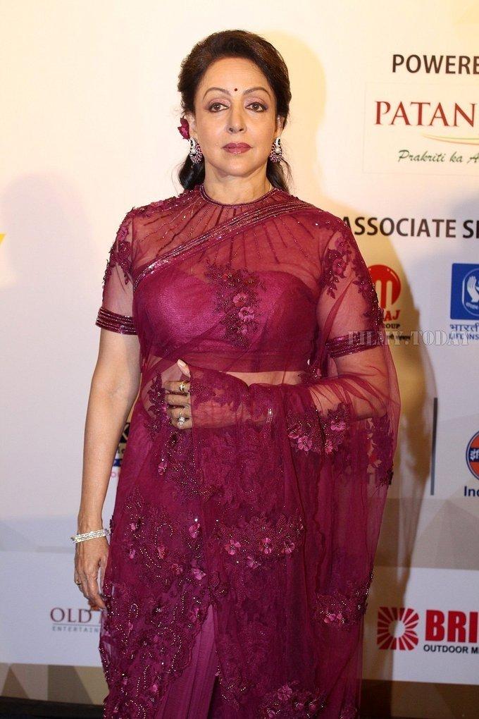 Hema Malini at The International Cultural Festival at JW Marriott In Juhu