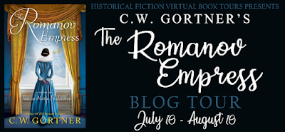 Blog Tour: The Romanov Empress by C.W. Gortner — Feature + Giveaway (US)