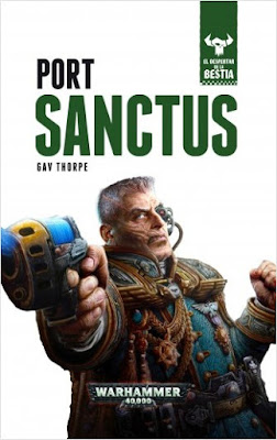 Warhammer 40K: Port Sanctus.