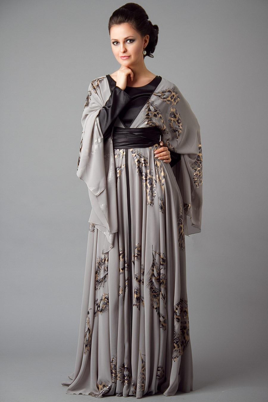Latest Fashion For Teenage Girls Tumblr 2016 2017: Designer Embroidered Abaya Collection 2013-2014