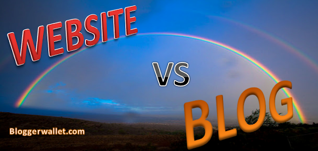 Unique Differences Between A Blog And A Website
