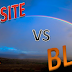 Differences Between A Blog And A Website