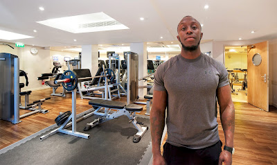 Clifton Goldson Personal Trainer