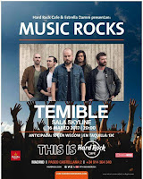 Concierto de Temible en Hard Rock Café Madrid