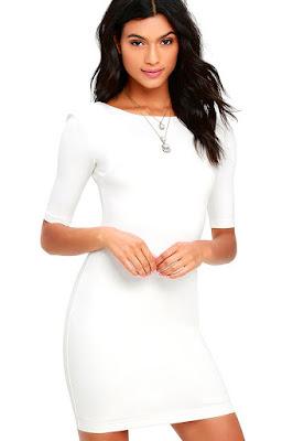 Vestidos de fiesta Blancos