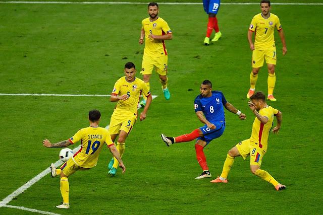 Dimitri Payet strike sensational and unstoppable goal