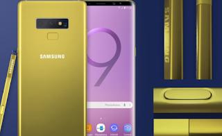سعر جوال سامسونج نوت 9 الجديد Samsung Galaxy Note 9 Price
