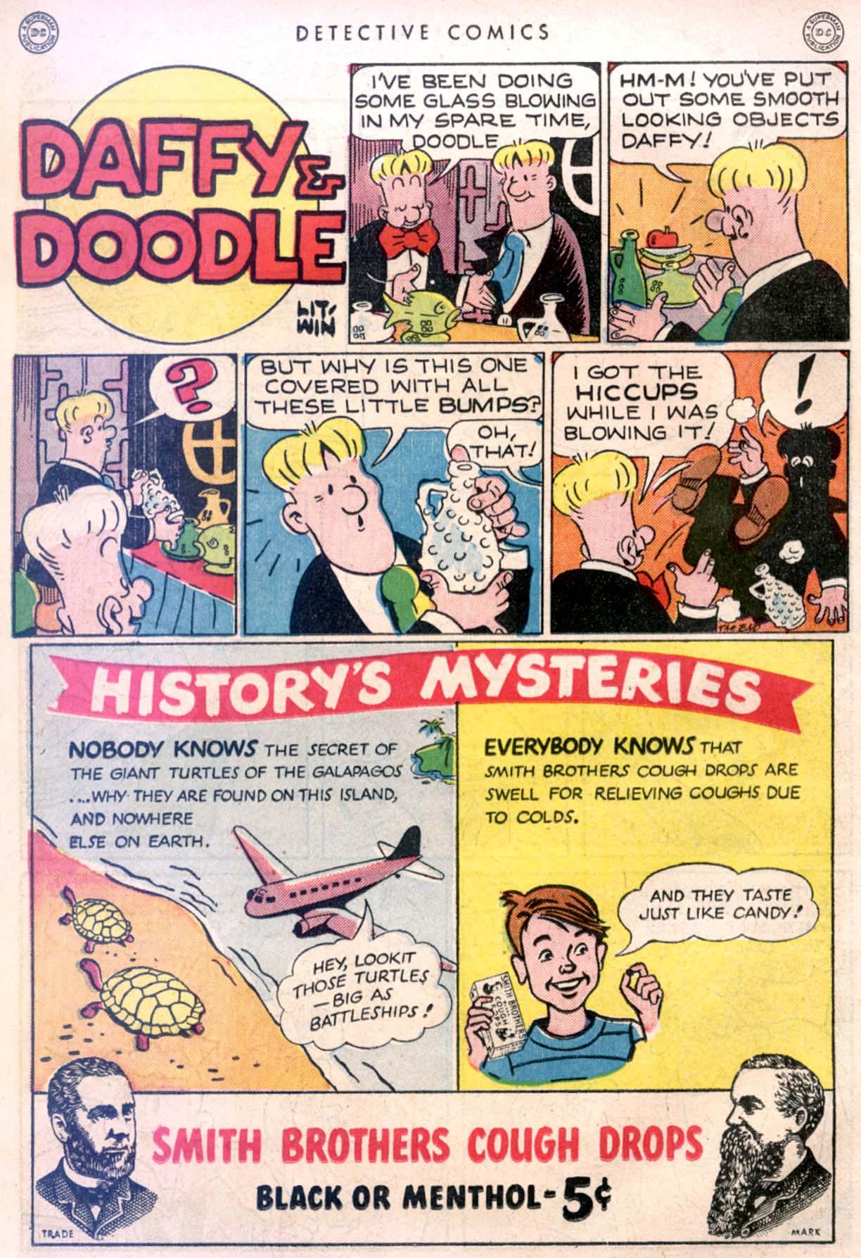 Read online Detective Comics (1937) comic -  Issue #106 - 30