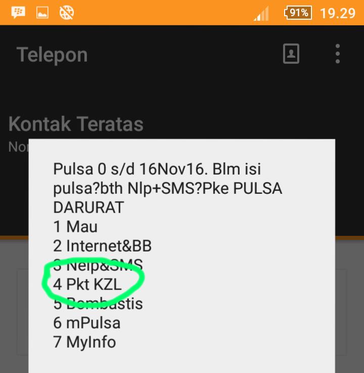 Cara Daftar Paket Internet Axis Kzl Menit Info