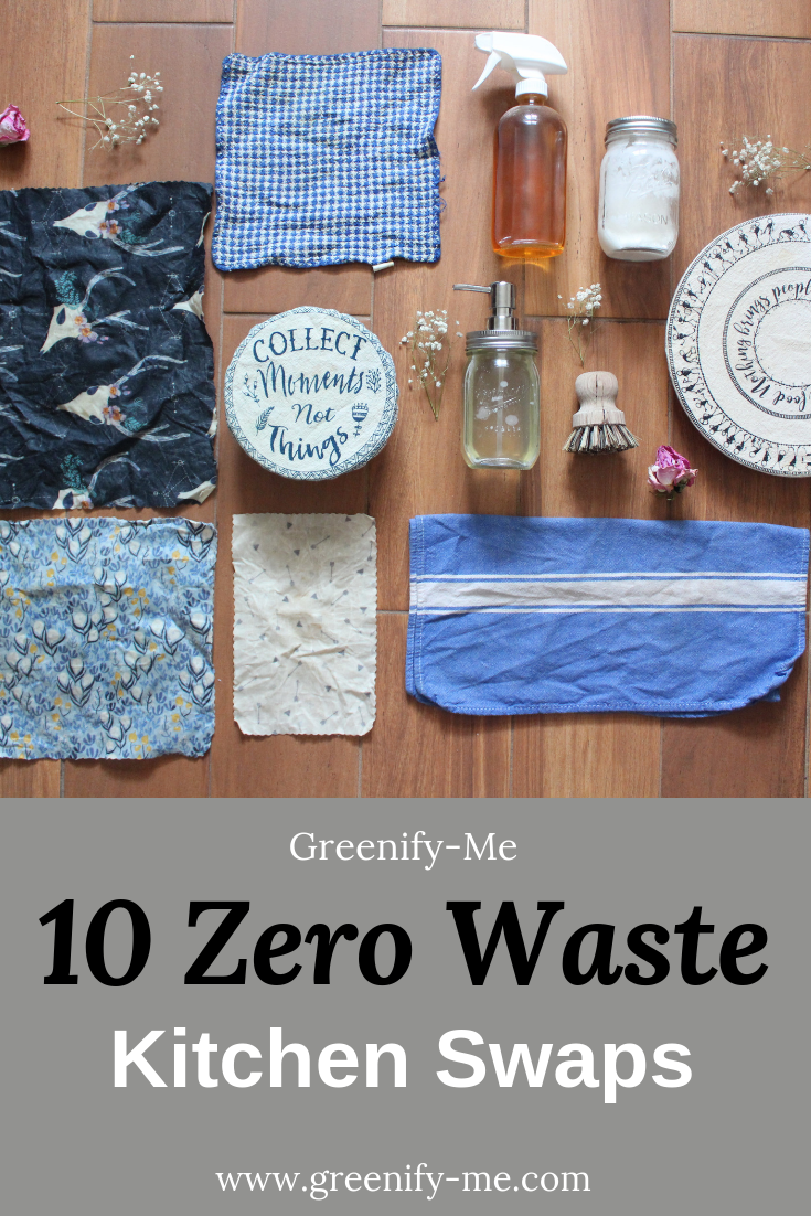 10 Zero Waste Kitchen Swaps Greenify Me