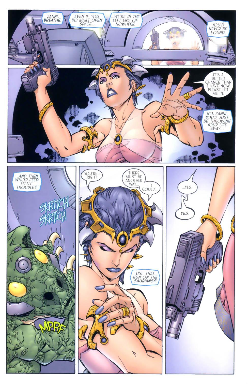Read online Sigil (2000) comic -  Issue #4 - 6