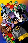 Batman: Dũng Cảm Và Táo Bạo - Batman: The Brave And The Bold