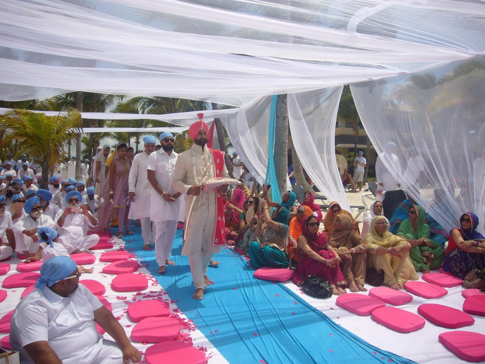 Destination Sikh Wedding Priest Toronto Gta