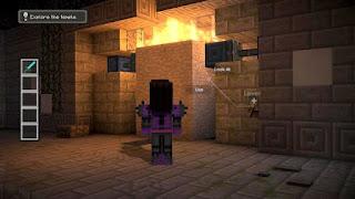 Img 2 Minecraft Story Mode Episode 1-5 PS3 jogo sem vírus