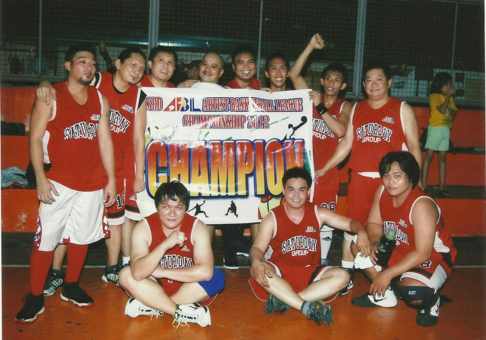 Basketball Group 113