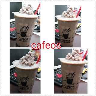 Cafeos Minuman Cokelat Enak