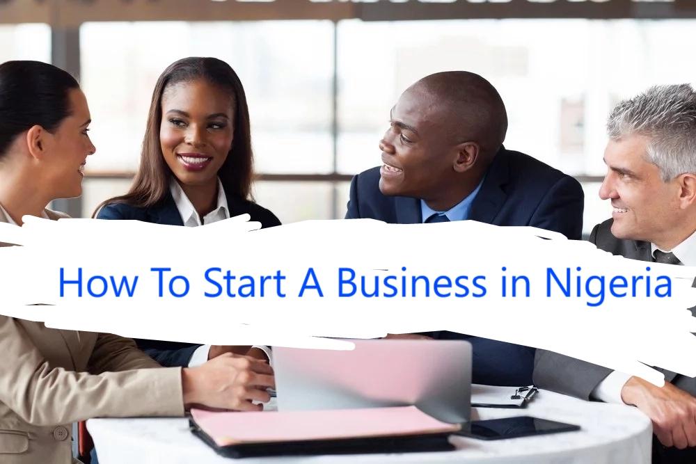 start a business in Nigeria