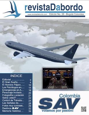 Revista de Abordo - Edición 28