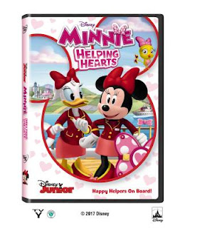Minnie: Helping Hearts DVD Review