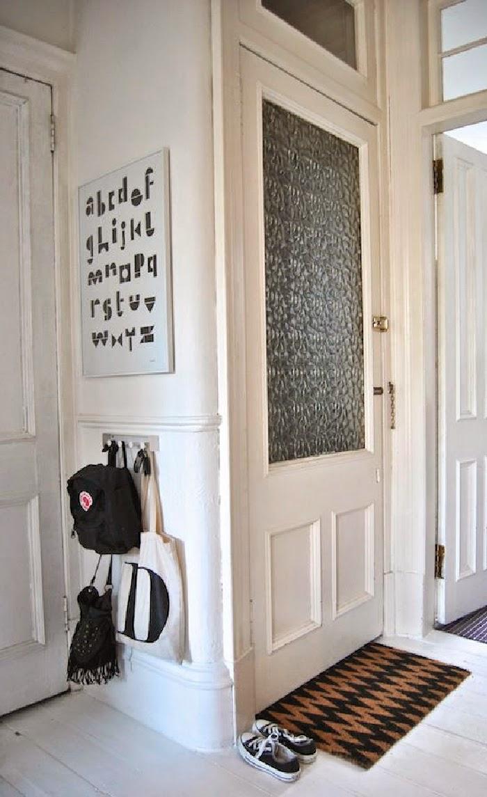 Consejos para decorar tu entrada peque a diariodeco for Decoracion de pisos muy pequenos