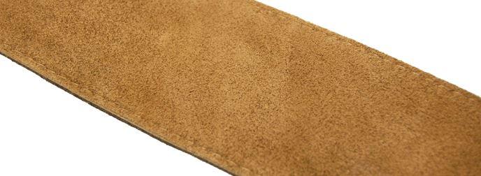 Kulit suede merupakan bahan pembuat sepatu yang sebenarnya juga merupakan  kulit. Namun proses kulit suede 878c917378