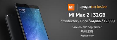 Mi Max 2 4GB/32GB