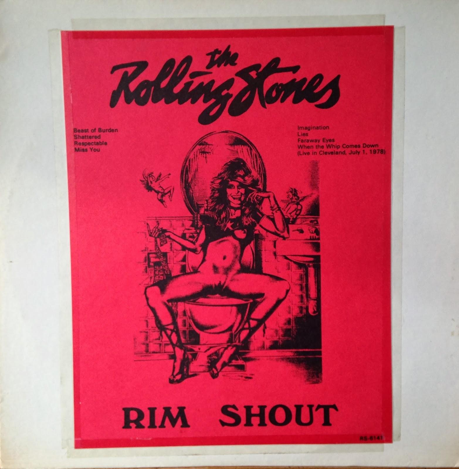 Ed S Attic Rim Shout The Rolling Stones