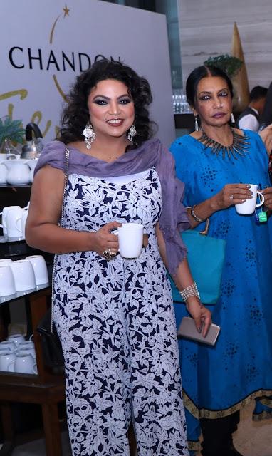 Pooja Gupta with Anjanna Kuthiala-