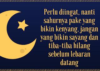 gambar sahur ramadhan 2021