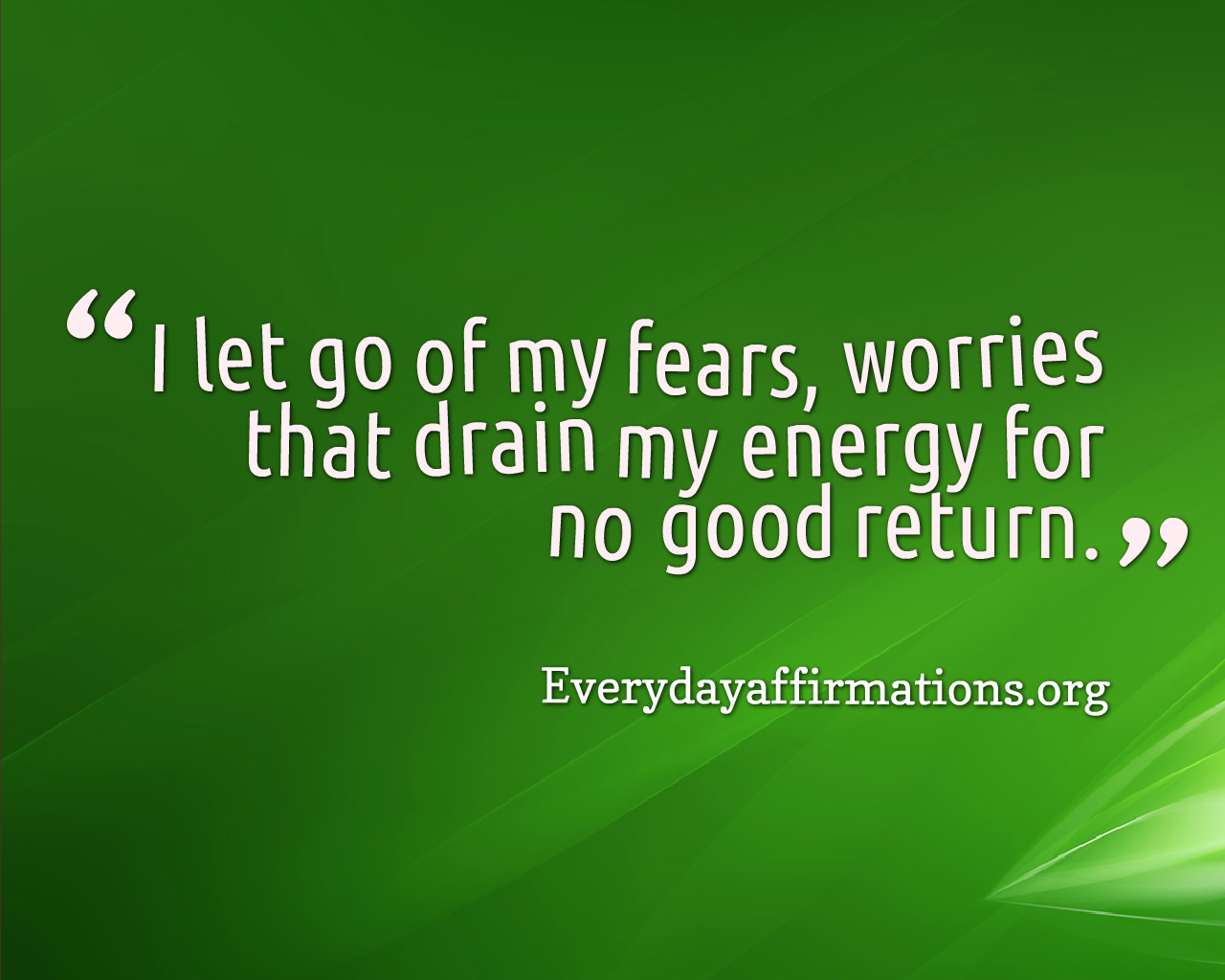 Future Quotes Wallpaper Positive Affirmations When You Worry About Your Future