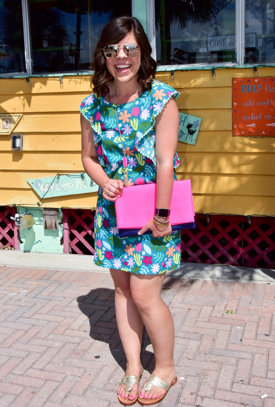 Let's Fiesta! The Perfect Party Dress for Cinco de Mayo!